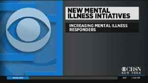New Mental Illness Initiatives In NYC [Video]
