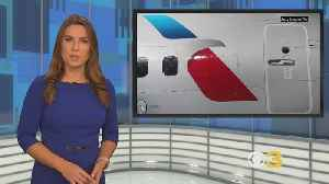 2 Crew Members, Passenger Fall Ill On Philadelphia-Bound Flight Due To Fumes From Spilled Cleaning Fluid [Video]
