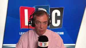 Nigel Farage's Reaction To John Bercow's Decision To Block Vote [Video]