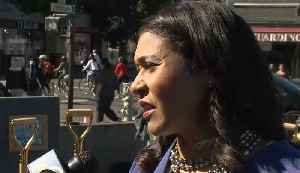 BILLBOARD CONTROVERSY: Mayor London Breed on campaign billboard controversy [Video]