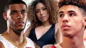 LaMelo Ball CAUGHT Flirting With Lonzo Ball's Ex Bae Behind His Back! [Video]