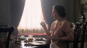 Queen Elizabeth as Olivia Colman in 'The Crown' Season 3 Trailer | THR News [Video]