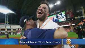 Baseball Report: Astros, Nationals Historic World Series Pitching Matchup [Video]