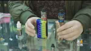 News video: Massachusetts Vaping Sales Ban Can Remain In Place, Judge Rules
