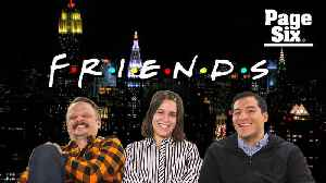 'Friends' 25th anniversary: the one with three people who've never watched [Video]