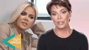 Khloe Kardashian Find Out Kris Jenner LIED To her In Lamar Odom's Book! | Daily Rewind [Video]