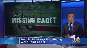 Search Continues For Missing West Point Cadet [Video]