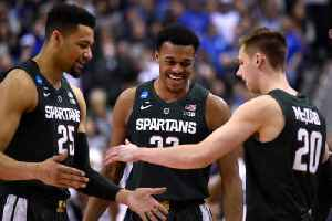 News video: Michigan State Tops AP Preseason Men's Basketball Poll for First Time