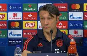 'Bayern are made to win every game,' says coach Niko Kovac [Video]