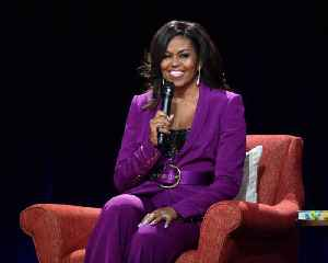Michelle Obama Reveals Toned Stomach in New Instagram Pic [Video]