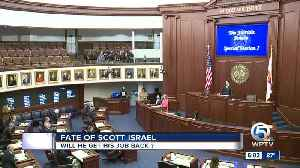 Special Session on fate of suspended Broward sheriff begins [Video]