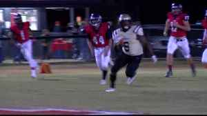 Week 9 high school football scores [Video]
