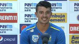 Ind vs SA: Indian bowler extremely disciplined, says Zubayr Hamza   OneIndia News [Video]