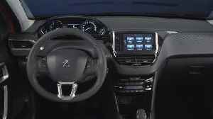 The new Peugeot 208 Interior Design [Video]