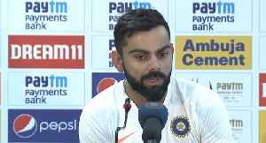 Ind vs SA: Rohit's batting pace gave us lot of time to all out Proteas twice, says Kohli [Video]