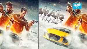 Hrithik, Tiger thrilled as 'War' enters Rs 300 cr-club [Video]