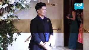 Nushrat Bharucha, Vaani Kapoor and others at Manish Malhotra's Diwali bash [Video]