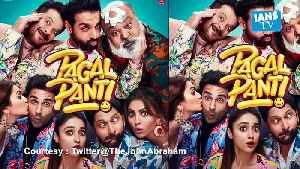 Pagalpanti | John Abraham, Arshad Warsi, Anil Kapoor play fools | Trailer OUT [Video]
