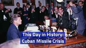 This Day in History: Cuban Missile Crisis [Video]