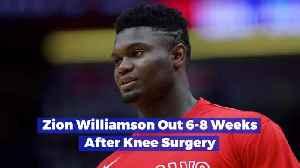 Zion Williamson Needs To Heal [Video]