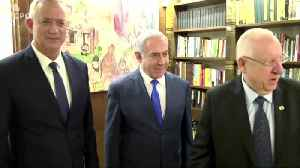 News video: Netanyahu gives up effort to form new government