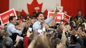 Canada Reelects Justin Trudeau As Prime Minister [Video]