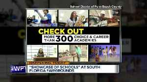 'Showcase of Schools' Tuesday night in Palm Beach County [Video]