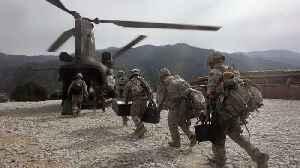 Pentagon Makes Precautionary Plans For Afghanistan Troop Withdrawal [Video]