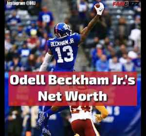 Odell Beckham Jr.'s Net Worth is More Impressive Than His Catches [Video]