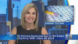New Jersey Getting Rid Of Some Standardized Tests [Video]
