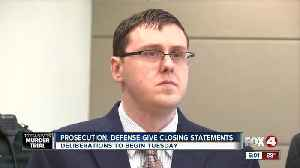 Closing arguments for the Rodgers trial [Video]