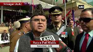 We will completely destroy terror camps in Pakistan JK Governor [Video]
