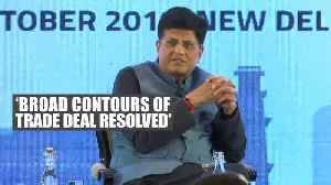India & US have resolved broad contours of trade deal: Piyush Goyal [Video]