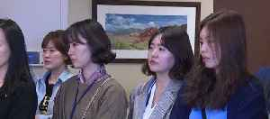 News video: Doctors from S. Korea tour Las Vegas hospital