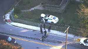 Person In Custody After Crash In Baltimore County [Video]