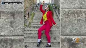 'Joker' Instagram Fans Flocking To The Bronx For The #JokerStairs [Video]