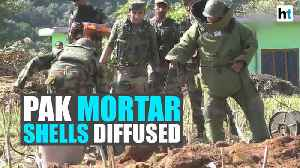 Army destroys Pak mortar shells found after ceasefire violation in J&K [Video]