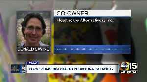 Valley group home under investigation after former Hacienda patient injured in new facility [Video]