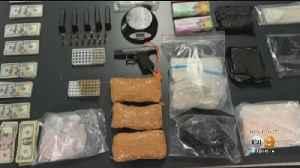 Deputies Seize 18 Pounds Of Fentanyl In Massive OC Drug Bust [Video]