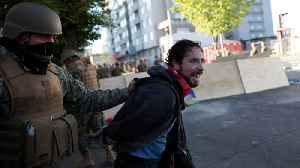 News video: UN calls for independent inquiry into Chile protester deaths