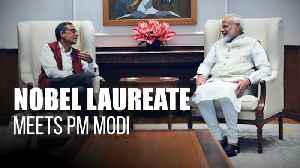 'PM spoke about his idea of India, reforming bureaucracy': Abhijit Banerjee [Video]