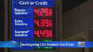 Why Are California Gas Prices So High? Gov. Newsom Launches Investigation To Find Out [Video]