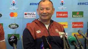 Eddie Jones: England spied on in training ahead of World Cup semi-final [Video]