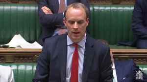 Dominic Raab On Government Knowing Anne Sacoolas Woul Leave UK After Collision [Video]