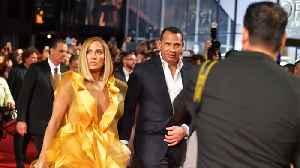 Jennifer Lopez & Alex Rodriguez launch frozen food line [Video]