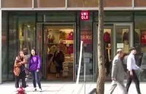 News video: Uniqlo ad sparks protests and parody in S. Korea