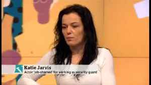 News video: Ex-EastEnders Star Katie Jarvis Speaks Out On Job-Shaming