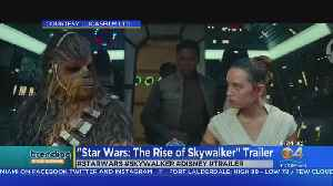 "Trending: ""Star Wars: Rise Of The Skywalker"" New Trailer [Video]"