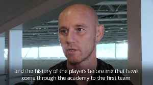 News video: Nicky Butt: Youth development is part of the culture at Manchester United