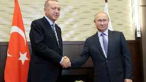 News video: Why did Erdogan come to meet Putin? Clue: It's about Syria...